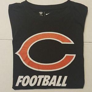 Nike Tee Chicago Bears NFL Lg